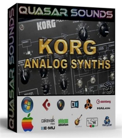 Korg Analog Synth Collection Sf2 | Music | Soundbanks