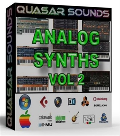 Vintage Analog Synths Pack Vol 2 Soundfonts Sf2 | Music | Soundbanks