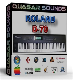 Roland D70 Soundfonts Sf2 | Music | Soundbanks