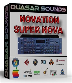 Novation Super Nova Soundfonts Sf2 | Music | Soundbanks