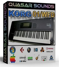 Korg 01 W Fd Soundfonts Sf2 | Music | Soundbanks