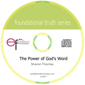 Foundational Truth Series 2 - The Power of God's Word | Other Files | Everything Else