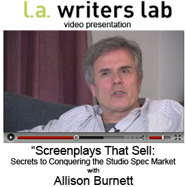 screenplays that sell: secrets to conquering the studio spec market