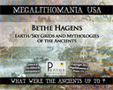 Bethe Hagens - Eart/Sky Grids & Mythologies of the Ancients - Megalithomania USA MP3 | Audio Books | History