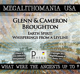 Glenn & Cameron Broughton - Earth Spirit: Whisperings from a Ley Line - Mega USA 2011 MP3 | Audio Books | History