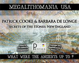 Patrick Cooke - Secrets of the Stones - Megalithomania USA 2011 MP3 | Audio Books | History