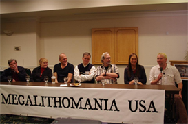 Speakers Forum - Megalithomania 2011 USA - MP3 | Audio Books | History