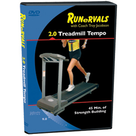 Runervals 2.0 - Treadmill Tempo | Movies and Videos | Fitness