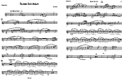 Rainbow Over Harlem Big Band Parts 11x17 | Music | Jazz