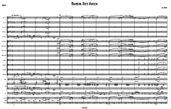 Rainbow Over Harlem Score | Music | Jazz