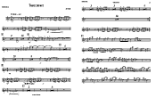 Transcendant Parts 11x17 2up | Music | Jazz