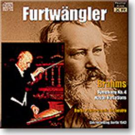 FURTWANGLER conducts BRAHMS Symphony 4, Haydn Variations, 1943, mono 16-bit FLAC | Music | Classical