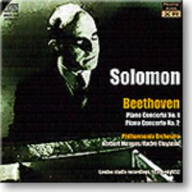 SOLOMON plays Beethoven Piano Concertos 1 and 2, stereo and Ambient Stereo 24-bit FLAC | Music | Classical