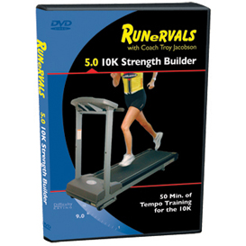 Runervals 5.0 - 10K Strength Builder | Movies and Videos | Fitness