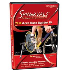 spinervals competition 21.0 - aero base builder iv