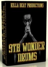 9th Wonder Drum Kits & Samples - | Music | Soundbanks