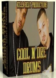 Cool'N' Dre Drum Kits & Samples  - | Music | Soundbanks