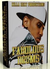 Fabolous Drum Kits & Samples  - | Music | Soundbanks