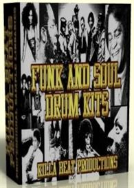 Funk & Soul Drum Kits  - | Music | Soundbanks