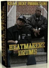 Heatmakerz Drum Kits & Samples | Music | Soundbanks