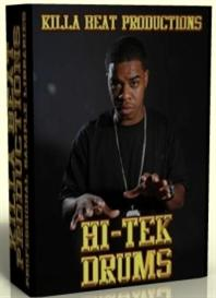 Hi-Tek Drum Kits & Samples | Music | Soundbanks