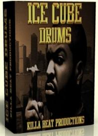 Ice Cube Drum Kit & Samples | Music | Soundbanks
