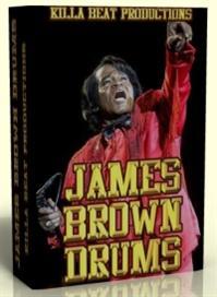 James Brown Drum Kits & Samples | Music | Soundbanks