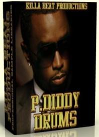 P Diddy Drum Kits & Samples | Music | Soundbanks