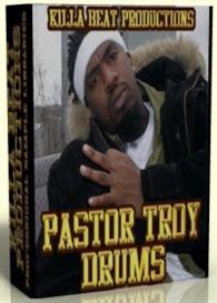 Pastor Troy Drum Kits & Samples | Music | Soundbanks
