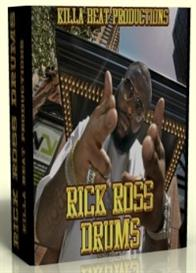Rick Ross Drum Kits & Samples | Music | Soundbanks