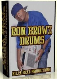 Ron Browz Drum Kits & Samples | Music | Soundbanks
