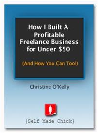 How I Built A Profitable Freelance Business for Under $50 - And How You Can Too!