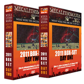 Box-Set South Africa Megalithomania 2011 MP3s | Audio Books | History