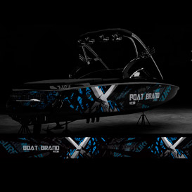 Xtreme Boat Graphic | Photos and Images | Digital Art