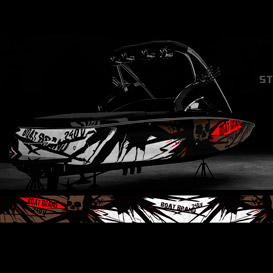 Starskull Boat Graphic | Photos and Images | Digital Art