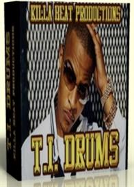 T.I.  Drum Kits & Samples | Music | Soundbanks