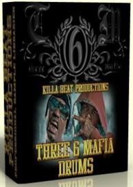Three 6 Mafia Drum Kits & Samples | Music | Soundbanks