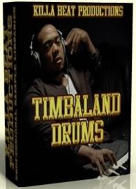 Timbaland Drum Kits & Samples | Music | Soundbanks