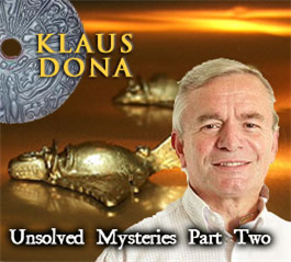Klaus Dona - Unsolved Mysteries Part 2 - Megalithomania South Africa 2011 MP3 | Audio Books | History