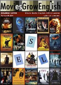 MoviesGrowEnglish WHOLE-MOVIE ESL  LESSONS, High Level: Vol. 1 | eBooks | Education