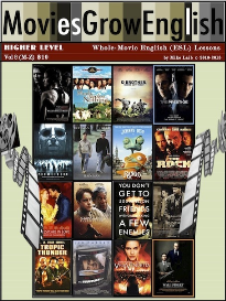 MoviesGrowEnglish WHOLE-MOVIE LESSONS, High Level: Vol. 2 | eBooks | Education