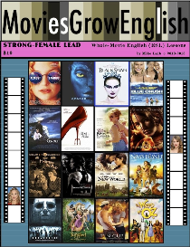 MoviesGrowEnglish WHOLE-MOVIE LESSONS, Strong Female Lead | eBooks | Education
