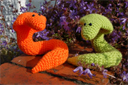 Snakey | Crafting | Sewing | Dolls and Toys
