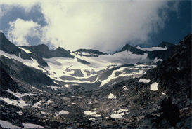 Donahue Glacier Hi-Res Image | Photos and Images | Nature