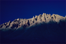 Mt. Whitney Alpenglow Hi-Res Image | Photos and Images | Nature
