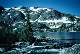 Rosebud Lake Hi-Res Image | Photos and Images | Nature