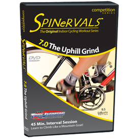 Spinervals Competition 7.0 - The Uphill Grind