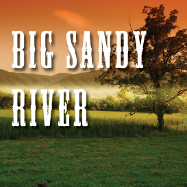 big sandy river full tempo backing track