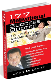 177 Motivational Success Quotes to Live the Championship Life | eBooks | Self Help
