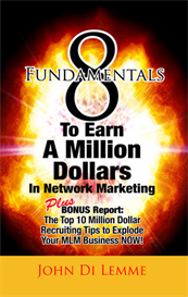 8 Fundamentals to Earn a Million Dollars in Network Marketing | eBooks | Business and Money